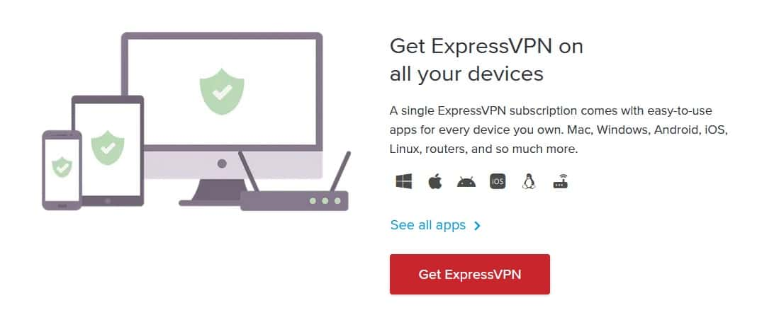 All devices supported
